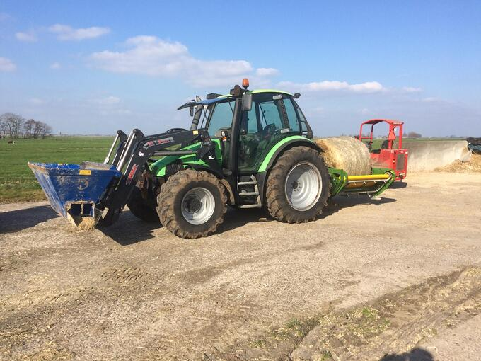 Can Hustler's SL360X and an Auger Bucket Replace Your Mixer Wagon?